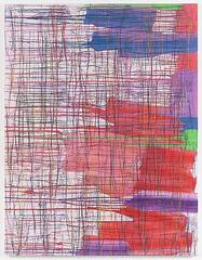 ONE NIGHT IN LONDON, Ghada Amer