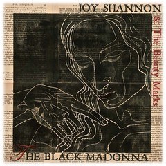 The Black Madonna cd cover, Joy Shannon