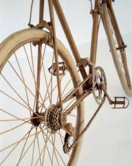 Bikes (Installation view), CHRIS GILMOUR