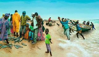 Mauritania, La pêche, Julien Beneyton