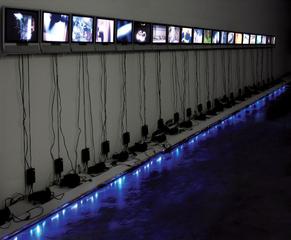 Installation View, Navjot Altaf