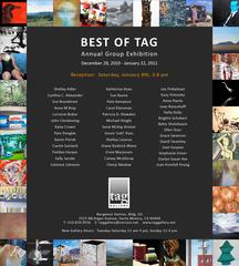 Best Of TAG: Annual Group Exhibition,
