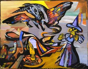 Magic Horse, Jesse McCloskey
