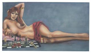 Chess Queen, Diane Durham