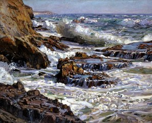 Southern California Coast, George Gardner Symons