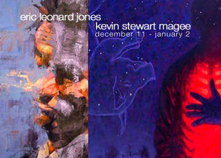 , Eric Leonard Jones, Kevin Stewart Magee