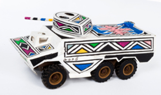 Security is a Moving Target,Esther Mahlangu
