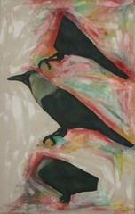 crow, swarnaly mitra rini