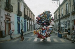 still from Ambulantes, Francis Alÿs