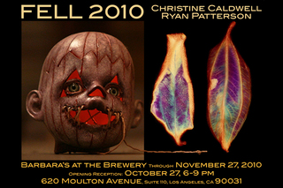 FELL 2010, Christine Caldwell, Ryan Patterson