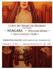 """Details from """"The Martyrdom of Saint Kymberly Jane"""", William Zdan"""
