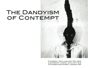 The Dandyism of Contempt, Gunter Brus