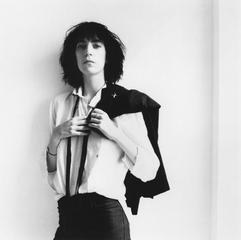 Patti Smith, Robert Mapplethorpe