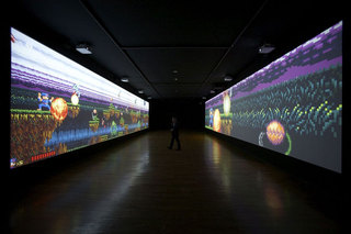 Installation View,Feng Mengbo