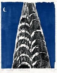 Moonlight On Chrysler Building  , Su-Li Hung