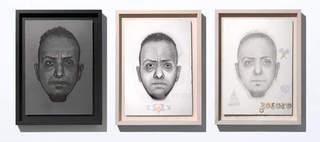 Self portrait , Roberto Cuoghi