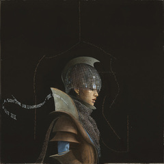 Madonna in Armor #2, Carol Mothner