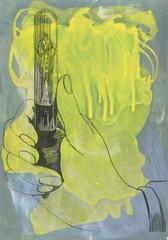 Untitled, Sigmar Polke