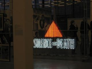 Silence=Death, Act Up/Gran Fury