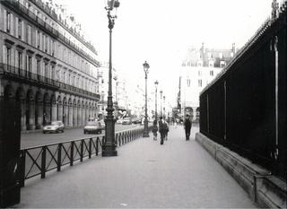 Paris Street, Rudolph Streitz