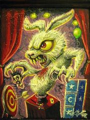Killer Bunny, Gregory P. RODRIGUEZ