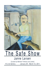 The Safe Show, Janne Larsen