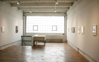 Alderman Exhibitions installation view,