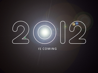 2012 is coming, Claudia Garcia Trejo