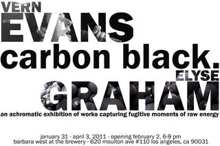 Carbon Black, Vern Evans, Elyse Graham
