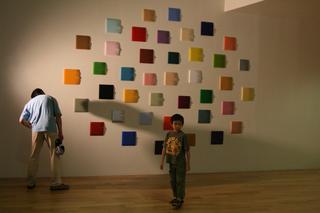 """Looking at Kumi Yamashita\'s """"Fragments"""","""