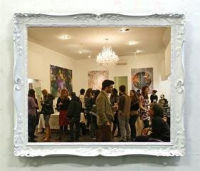 opening reception , Miljan Suknovic