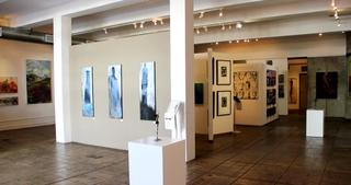 Artspace Warehouse Los Angeles Affordable Artworks, Edith Konrad, Deborah Lynn Irmas, various other