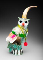 Bronze Owl, Elizabeth Dorbad