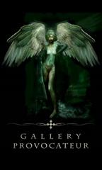 Gallery Logo, Christopher Shy