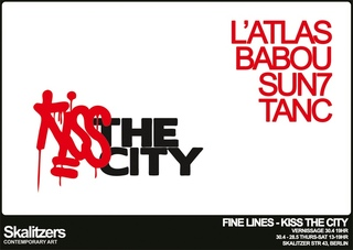Kiss the City, TANC, Sun7, L\'Atlas, Babou