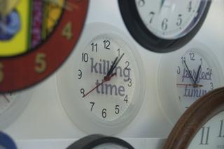 Killing Time, Jill D\'Agnenica