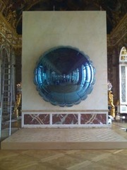 (installation at Versailles, France), Jeff Koons