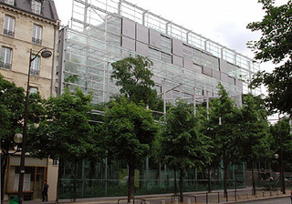 Fondation Cartier,