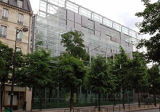 Fondation Cartier,