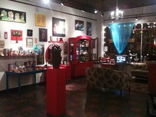 Nudge Gallery 1000 North California Ave, Chicago IL 60622,