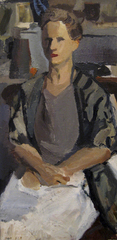 Portrait of my Mother, Adrian Nivola