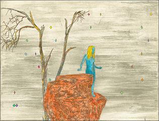Whispering Wind, Michael Krueger