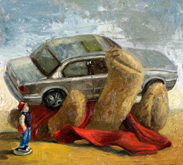 Car Crash, Jason Godeke
