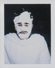 Untitled (Double third portrait polaroids), James Franco