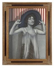 She Loved Her Hat But Her Body Was Made Of Moths, Jo Ellen Van Ouwerkerk