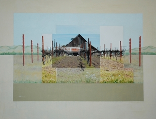 Winery Barn 2, Carneros, Eric Engstrom