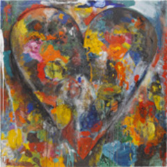 Abyss of The Good Soldier (for Harry W.), Jim Dine