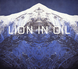 Lion in Oil,Edward Ruscha