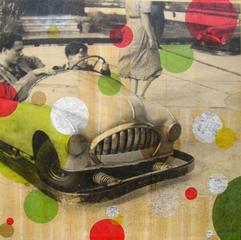 Bumper Cars2, Michelle Caplan