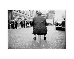 Briefcase Man, Diane Bush